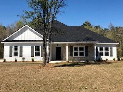Berrien County, Brooks County, Cook County, Lowndes County Single Family Home For Sale: 6102 Southern Shore