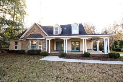 Berrien County, Brooks County, Cook County, Lanier County, Lowndes County Single Family Home For Sale: 5008 Falling Springs Rd