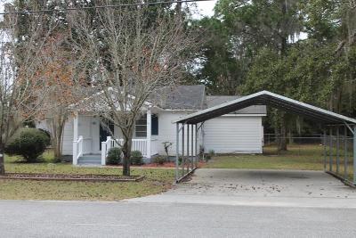 Lowndes County Single Family Home For Sale: 5390 Old Hwy 41