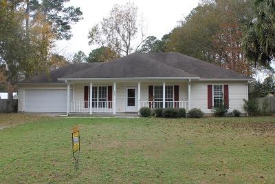 Single Family Home For Sale: 1405 Azalea Way