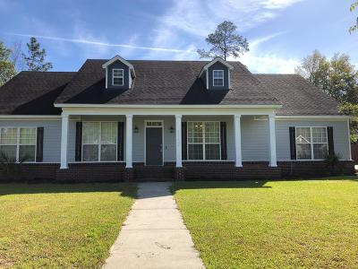 Single Family Home For Sale: 1117 Old Meadow Rd