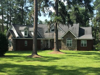 Single Family Home For Sale: 3248 Radio Station Rd