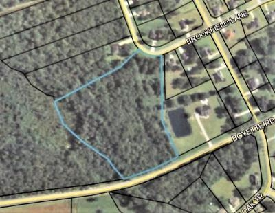 Lanier County Residential Lots & Land For Sale: 74 Brookfield Dr.