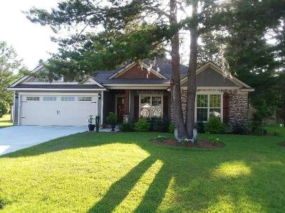 Lowndes County Single Family Home For Sale: 809 Sand Crane Circle