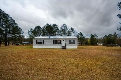 Lowndes County Single Family Home For Sale: 4640 Daniel Hester Road
