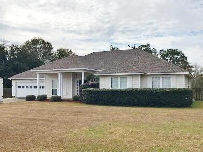 Berrien County, Brooks County, Cook County, Lanier County, Lowndes County Single Family Home For Sale: 4765 Ben Salem Way