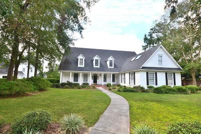 Valdosta Single Family Home For Sale: 1313 Deerbrook Drive