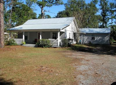Lowndes County Single Family Home For Sale: 212 Baxley Drive