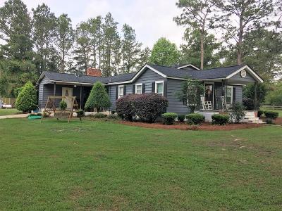 Single Family Home For Sale: 1396 Livingston Bridge Rd