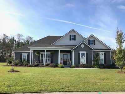 Lowndes County Single Family Home For Sale: 4009 Island Creek Rd