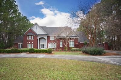 Valdosta Single Family Home For Sale: 1153 N Lakeshore Dr.