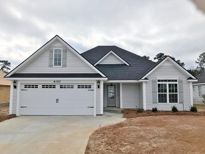 Lowndes County Single Family Home For Sale: 4193 Parker Trail