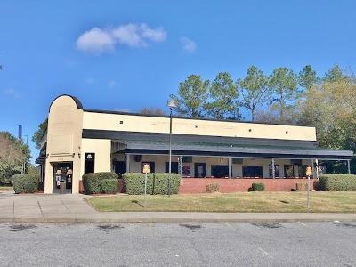 Lowndes County Commercial Lease For Lease: 1703 Gornto Road