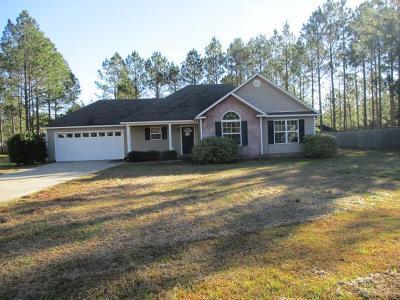 Single Family Home For Sale: 42 Live Oak Trail