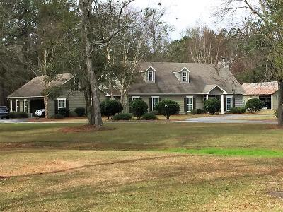 Single Family Home For Sale: 4055 Knights Academy Rd.