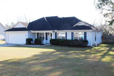 Single Family Home For Sale: 3930 Wynnfield Drive