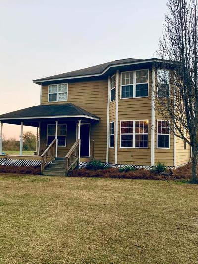 Single Family Home For Sale: 1374 Seaborn Boyd Rd