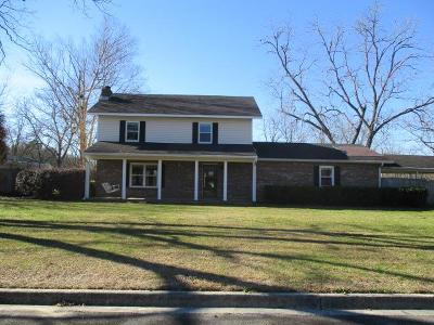 Single Family Home For Sale: 1008 Pecan Street