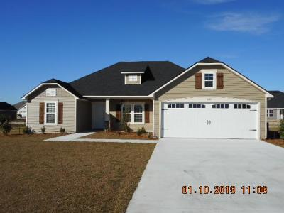 Lowndes County Single Family Home For Sale: 3949 Valiant Court
