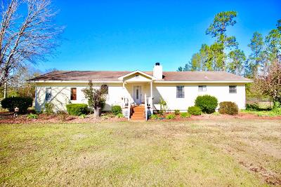 Single Family Home For Sale: 11025 Troupeville Road