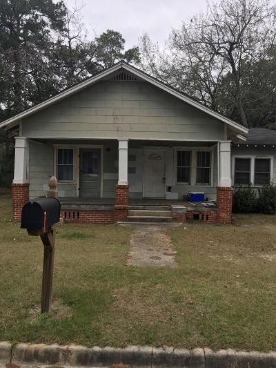 Single Family Home For Sale: 608 E Adair St.