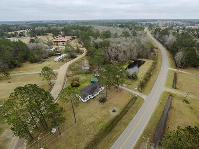 Adel Single Family Home For Sale: 2141 Caulie Harris Rd