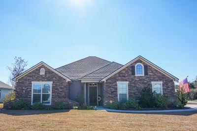 Valdosta GA Single Family Home For Sale: $194,900
