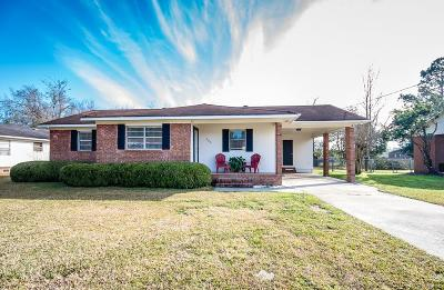 Single Family Home For Sale: 503 S College Street