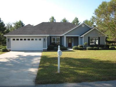 Lowndes County Single Family Home For Sale: 609 Sheavette Road