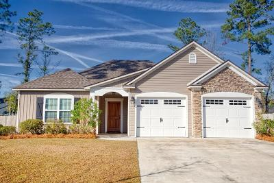 Single Family Home For Sale: 3523 Harvest Trail