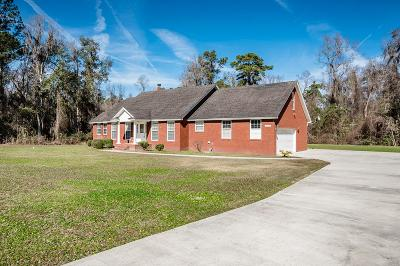Berrien County, Brooks County, Cook County, Lanier County, Lowndes County Single Family Home For Sale: 4875 Lori Street