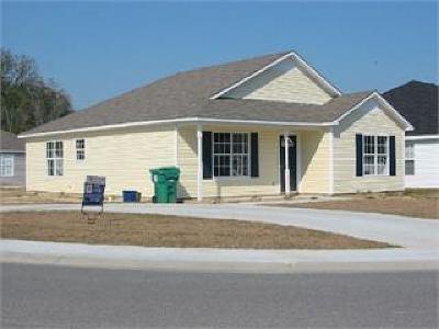 Valdosta GA Single Family Home For Sale: $89,500