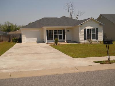 Valdosta GA Single Family Home For Sale: $109,900
