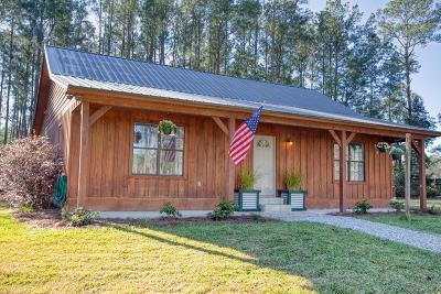Valdosta GA Single Family Home For Sale: $149,900