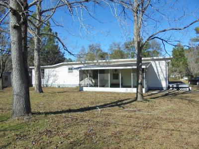 Single Family Home For Sale: 4731 Chappell Drive