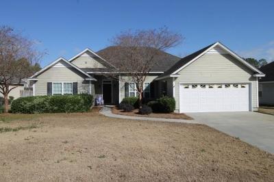 Valdosta Single Family Home For Sale: 3943 Applecross Rd