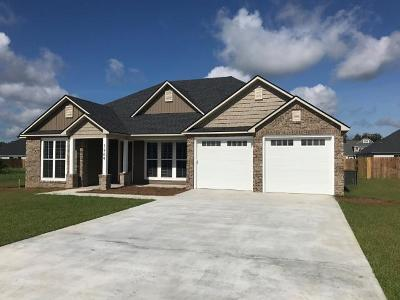 Berrien County, Brooks County, Cook County, Lanier County, Lowndes County Single Family Home For Sale: 3900 Medieval Court