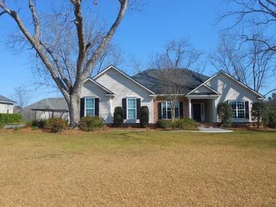 Hahira Single Family Home For Sale: 4500 Kiowa Lane