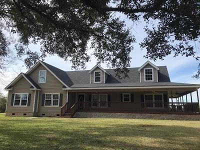 Quitman Single Family Home For Sale: 1415 Mount Carmel Church Rd