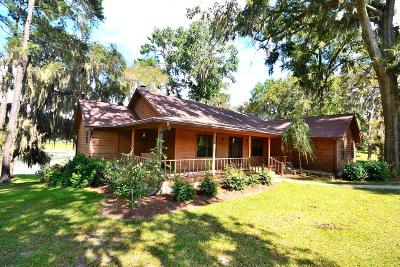 Lake Park Single Family Home For Sale: 5003 Clearwater Circle