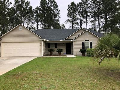 Single Family Home For Sale: 3506 Butler Woods Drive