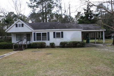 Single Family Home For Sale: 741 E Jane Street