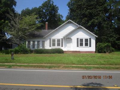 Morven Single Family Home For Sale: 11439 Adel Highway