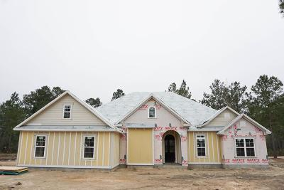 Single Family Home For Sale: 7357 Tillman Branch Road
