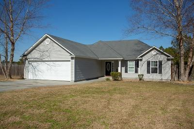 Lakeland Single Family Home For Sale: 73 Waterlily Way