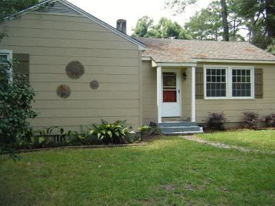 Single Family Home For Sale: 1712 Azalea Drive
