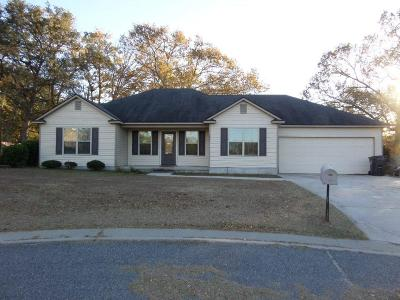 Single Family Home For Sale: 3985 Rock Hollow