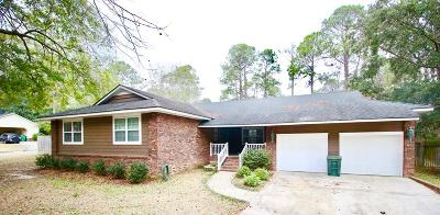 Single Family Home For Sale: 2206 Oakdale Drive