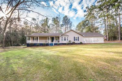 Berrien County, Brooks County, Cook County, Lanier County, Lowndes County Single Family Home For Sale: 54 Willow Cove Road