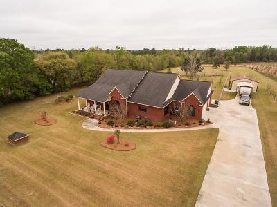 Single Family Home For Sale: 3300 Orr Rd